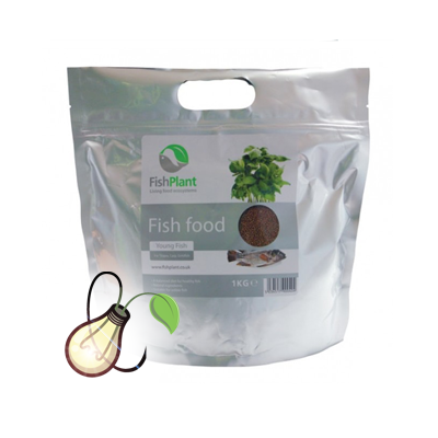 FISHPLANT FISH FOOD