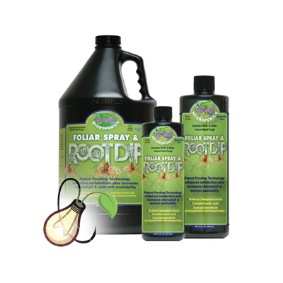 FOLIAR SPRAY & ROOT DIP