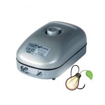 Hailea Adjustable Air Pump ACO9602 - 432l/hr 2 4mm Output.