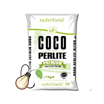 NUTRIFIELD COCO/PERLITE 70/30 mix 50lts