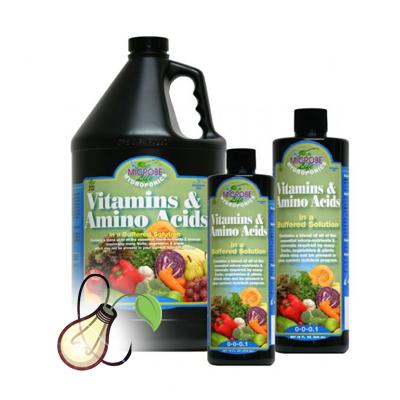 Vitamins & Amino acids