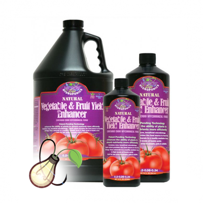 Vegetable & Fruit Yield